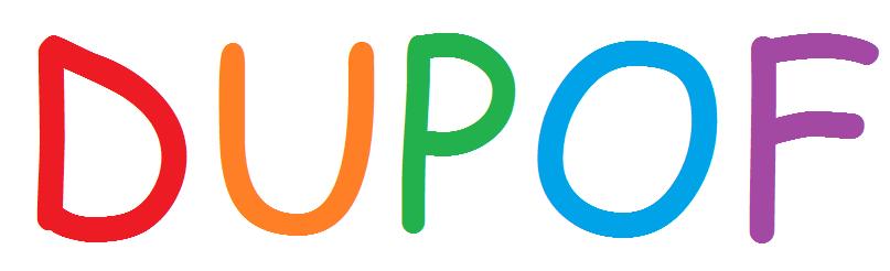 dupof logo